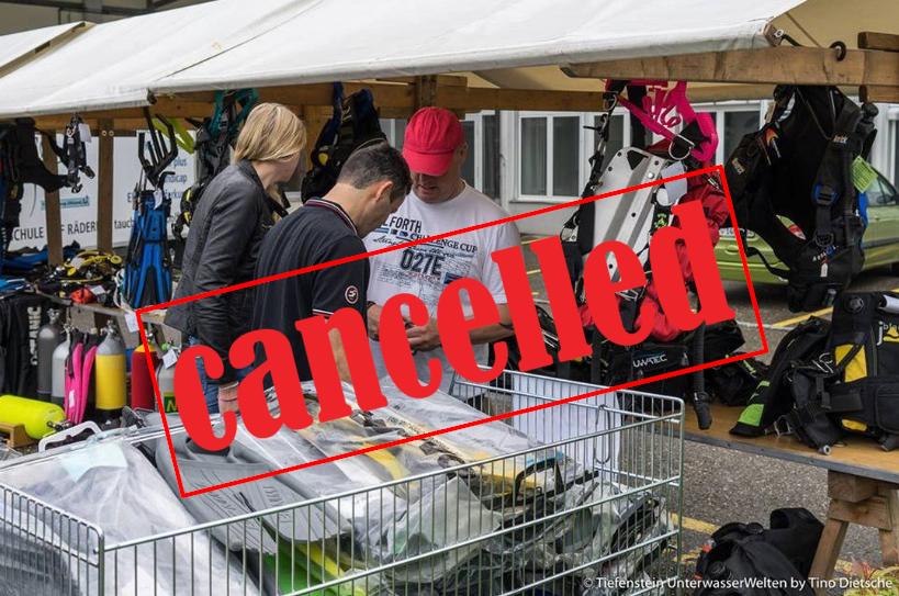 Flohmarkt cancelled
